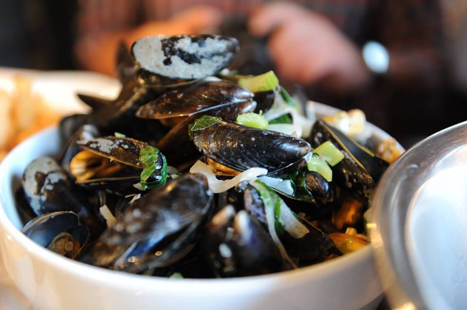 St. Arnold'sDuck Fat Mussels and Fries