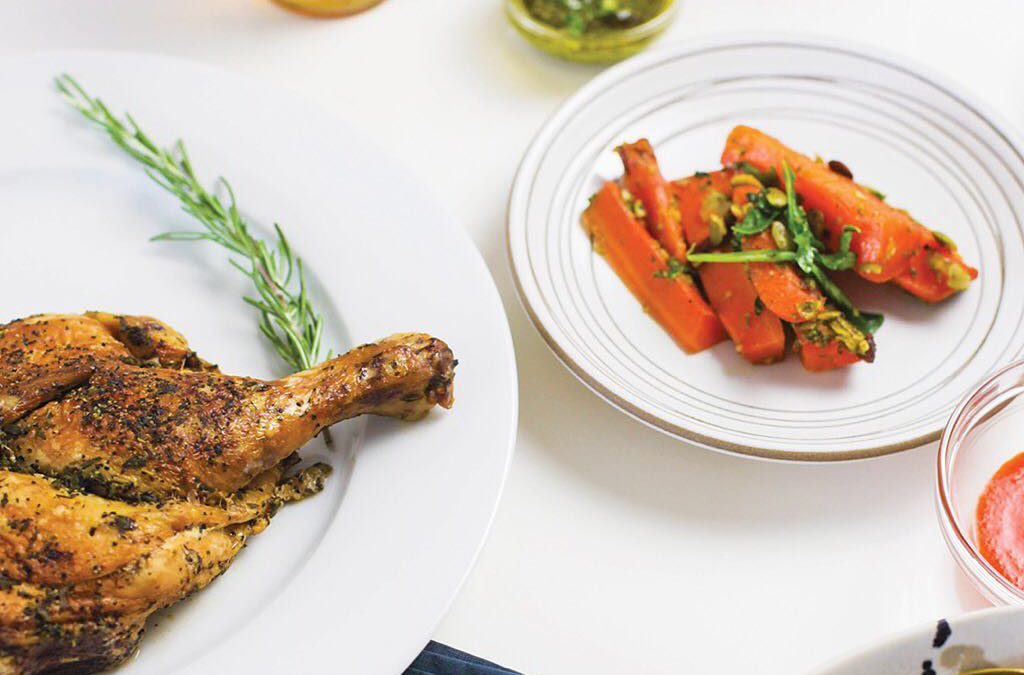 Easy Weeknight Dinners with Cuisine Solutions