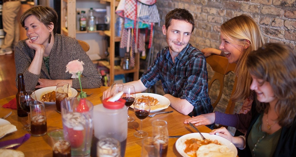 Meal Sharing Is the AirBnB of Home-Cooked Meals
