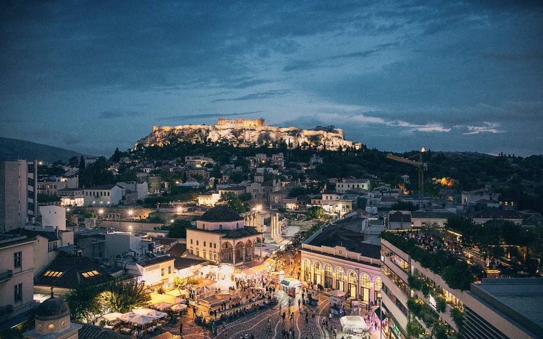 What to Eat in Athens, Greece