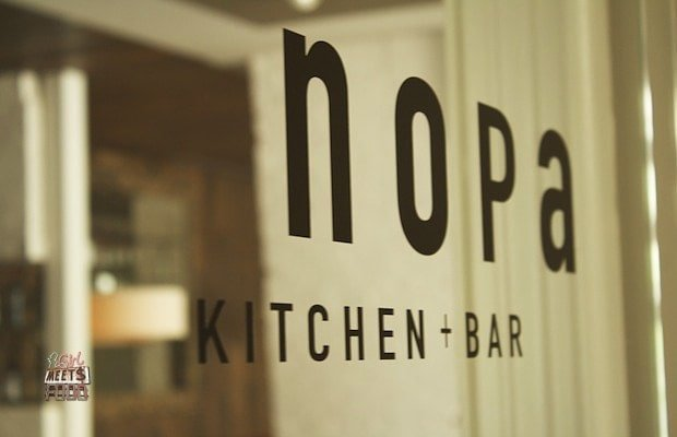 NoPa Kitchen + Bar Opens