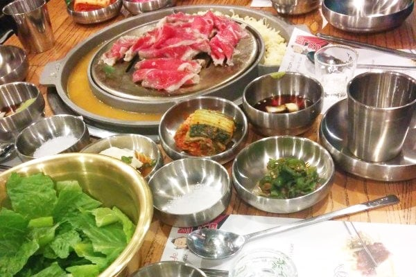 NYC: 5 Things to Try at Kang Ho Dong Baekjeong