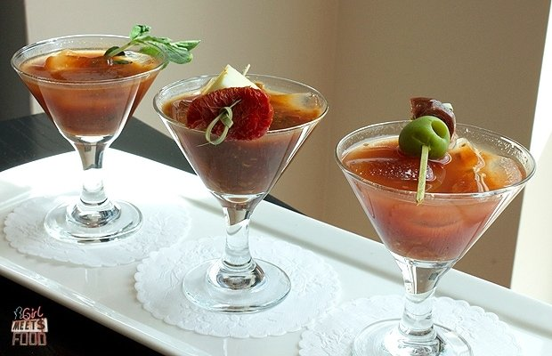 5 Bloody Marys to Try Now